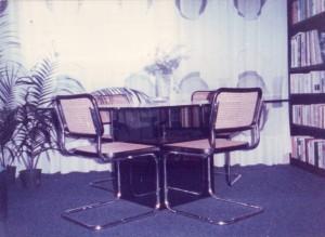 Living room, 1986