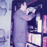 Dad, 1986