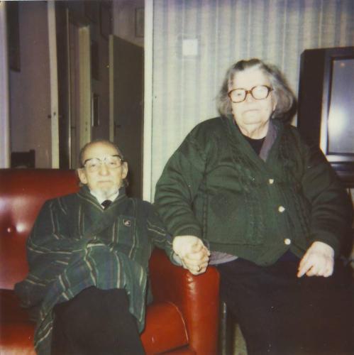 Grandpa and Grandma, 1989