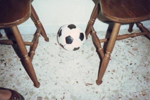 Soccer ball, 1987