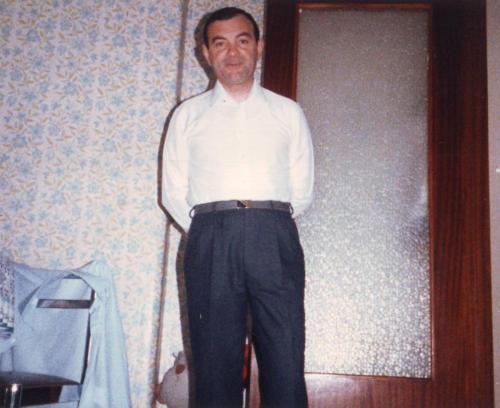 Dad, 1984